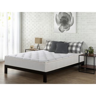 Priage 10-inch Queen-size Tight Top Spring Mattress