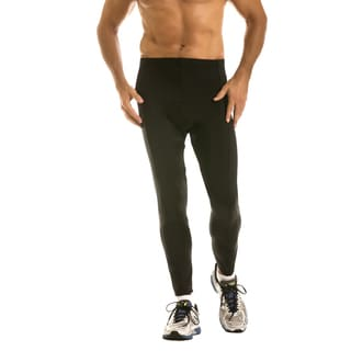 Insta Slim Men's Compression Padded Cycling Pants