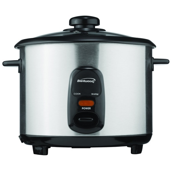 Brentwood TS-15 Stainless Steel 8-cup Rice Cooker