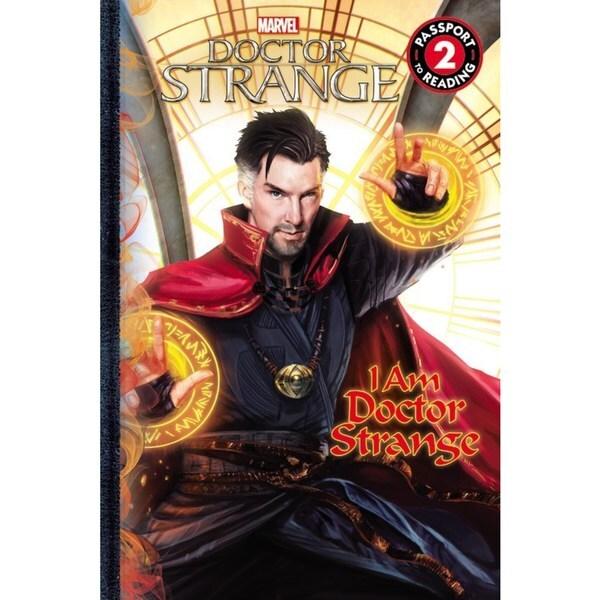 Marvel's Doctor Strange: I Am Doctor Strange (Paperback) 17711247