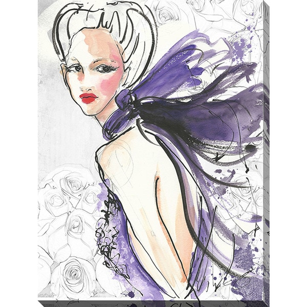 BY Jodi 'Stay With Me' Giclee Print Canvas Wall Art