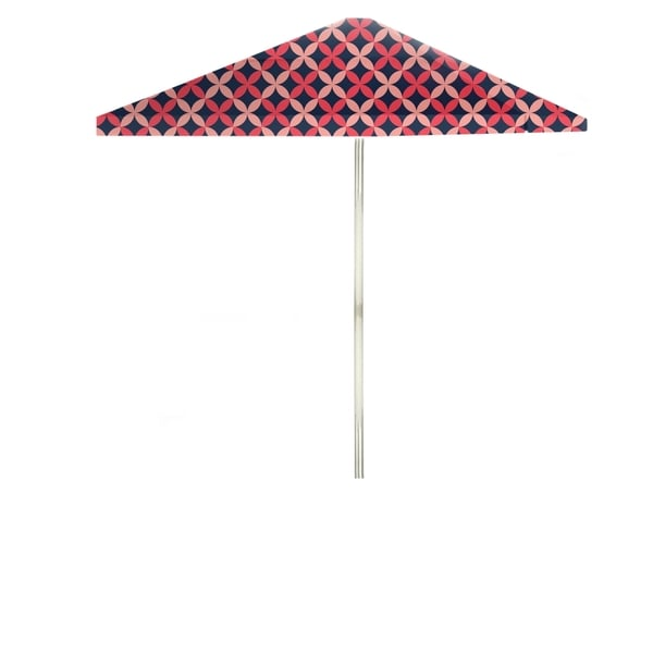 Best of Times Vintage Floral 8-foot Patio Umbrella