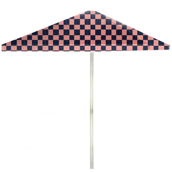 Best of Times Check Me Out 8-foot Patio Umbrella
