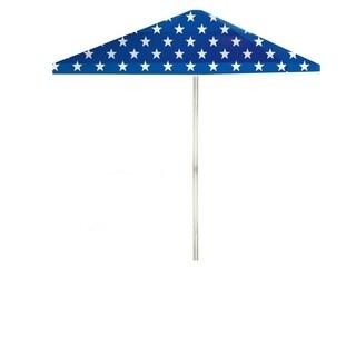 Best of Times Patriotic 8-foot Patio Umbrella