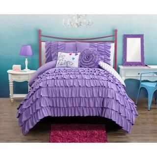 VCNY Amanda 3-piece Comforter Set