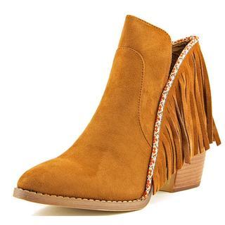 Mia Women's 'Nita' Faux Suede Boots