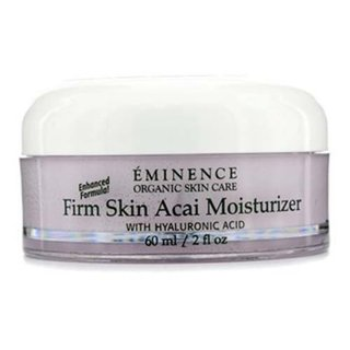 Eminence Organic 2-ounce Skincare Firm Skin Acai Moisturizer with Hyaluronic Acid