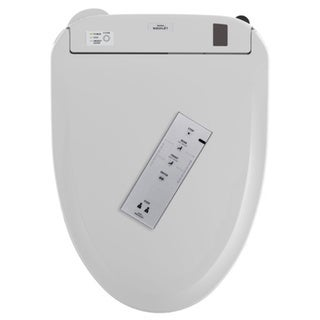 Toto S350e Elongated Bidet Seat SW584T20#01 With Remote Control