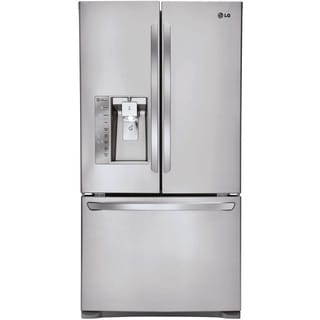 LG 36-inch 24-cubic-foot Counter Depth French Door Refrigerator
