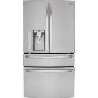 LG 36-inch Counter Depth French Door Refrigerator