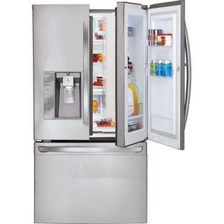 LG 28.6-cubic-foot 36-inch French Door Refrigerator