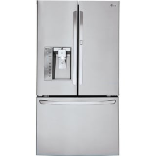 LG 36-inch 29.6-cubic-foot French Door Refrigerator