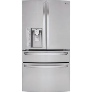LG 36-inch 30-cubic-foot French Door Refrigerator