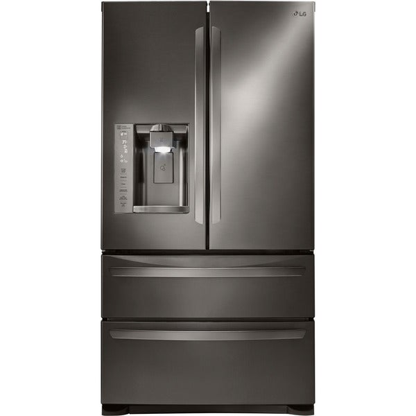 LG 36-inch Freestanding French Door Refrigerator