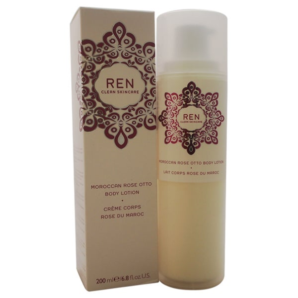 REN Moroccan Rose Otto 6.7-ounce Body Lotion
