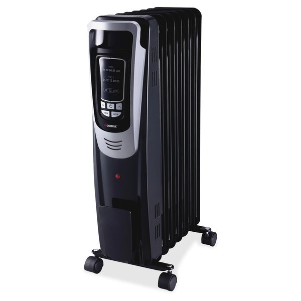 Lorell Mobile LED Display Radiator Heater