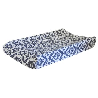 New Arrivals Arizona Navy Changing Pad Cover
