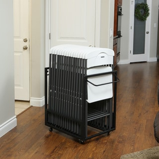 Lifetime Residential Chair and Cart Combo
