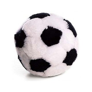 Ethical Pet Plush Soccer Ball