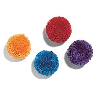 Ethical Pet Wool Pom Pom (4 Ball Pack)