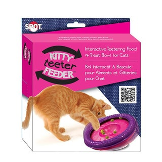 Spot Ethical Kitty Teeter Feeder