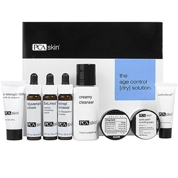 PCA The Age Control (Dry) Trial Size Solution Kit