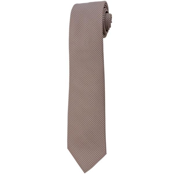 Davidoff 100-percent Silk Brown Neck Tie