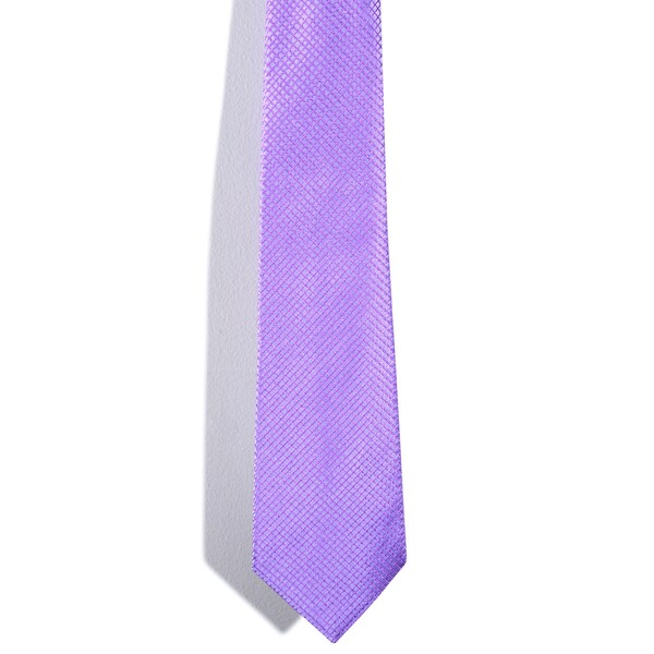 Davidoff 100-percent Silk Purple Neck Tie