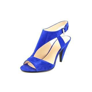Nine West Women's 'Shape Up' Regular Suede Sandals