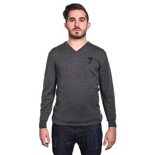 Versace Collection Men's Medusa Head V-Neck Sweater