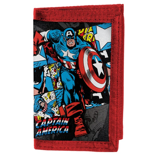 Marvel Captain America Wallet