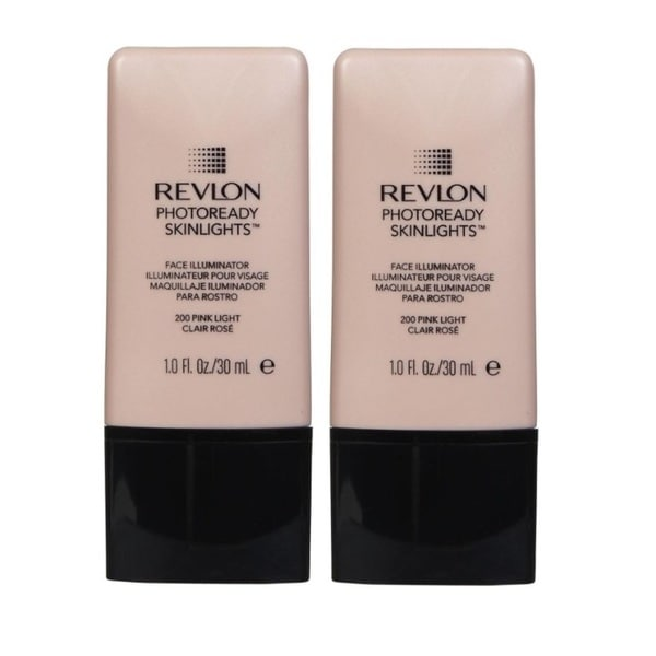 Revlon PhotoReady 1-ounce Skinlights Face Illuminator Pink Light (200)