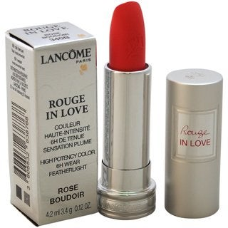 Lancome Rouge In Love High Potency Color 6H Wear