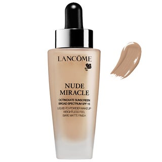 Lancome Nude Miracle Weightless Foundation SPF15