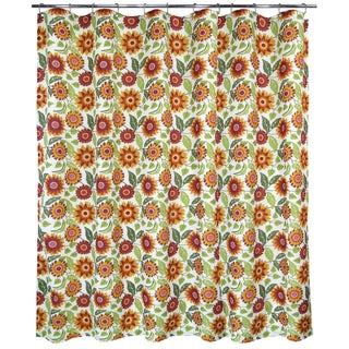 Park B. Smith Botanical Garden Watershed Shower Curtain