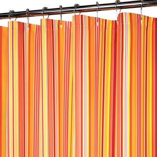 Park B. Smith Mini Strings Stripe Watershed Shower Curtain