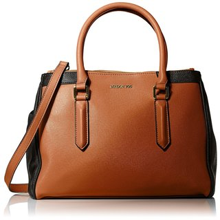 London Fog Anise Triple Tote
