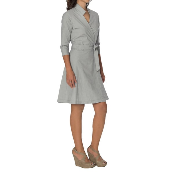 Robert Talbott Women's Kelly Wrap Dress