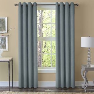 Grand Luxe Simpilicities Blackout Grommet Window Curtain