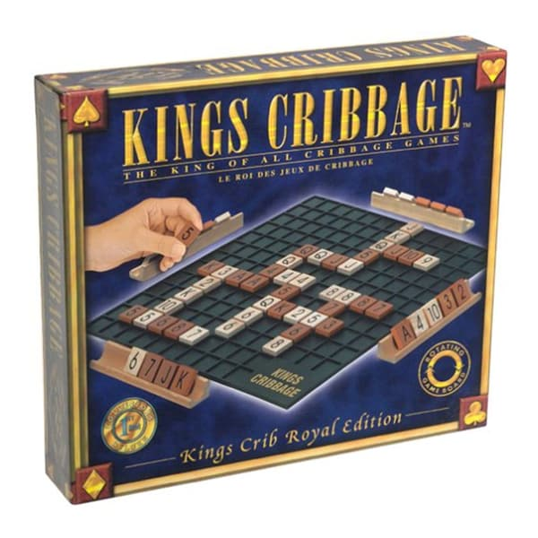 Kings Cribbage Royal Edition