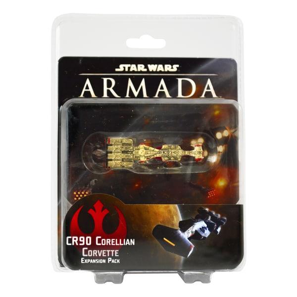 Star Wars: Armada CR90 Corellian Corvette Expansion Pack 17724741