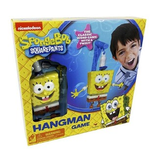 SpongeBob SquarePants Hangman Game