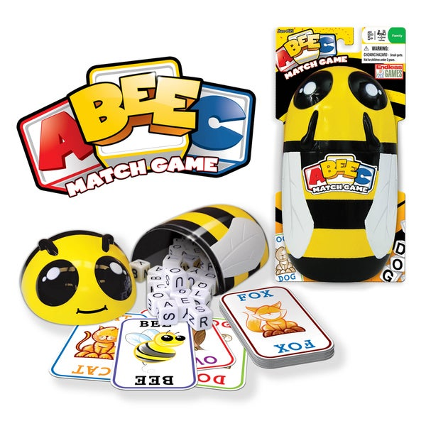 A BEE C Match Game