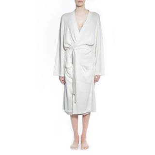 MILA Deluxe Cashmere Blend Spa Robe