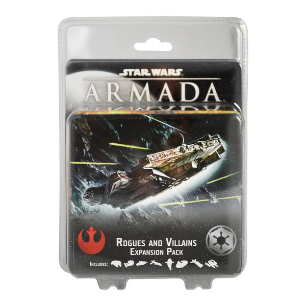 Star Wars: Armada Rogues and Villains Expansion Pack