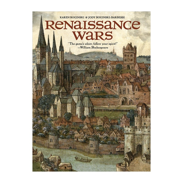 Renaissance Wars Card Game
