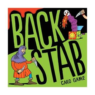 Backstab Card Game