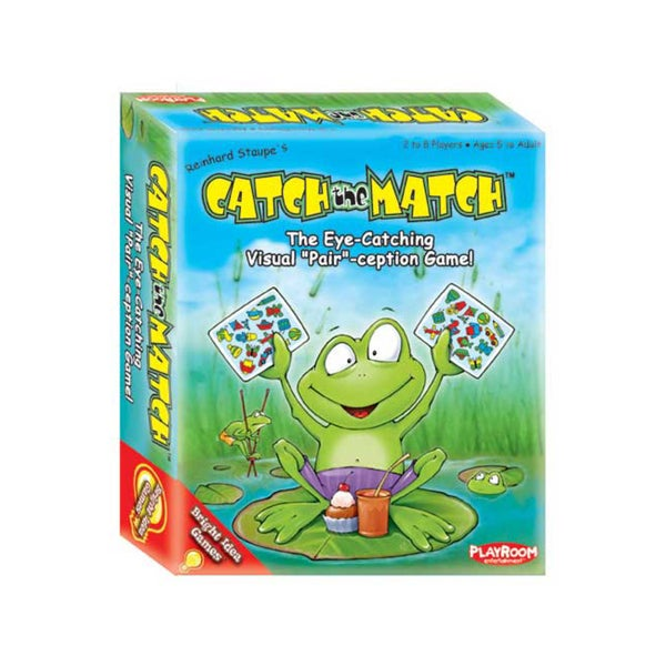 Catch the Match Card Game