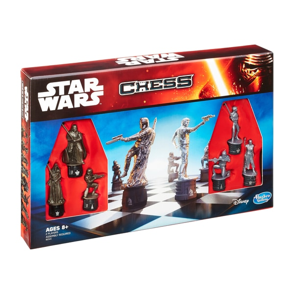 Star Wars Chess Game