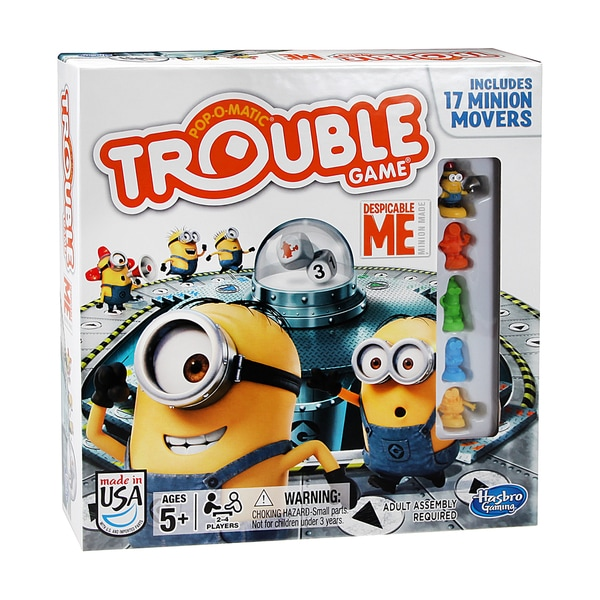 Trouble Game Despicable Me Edition 17725006